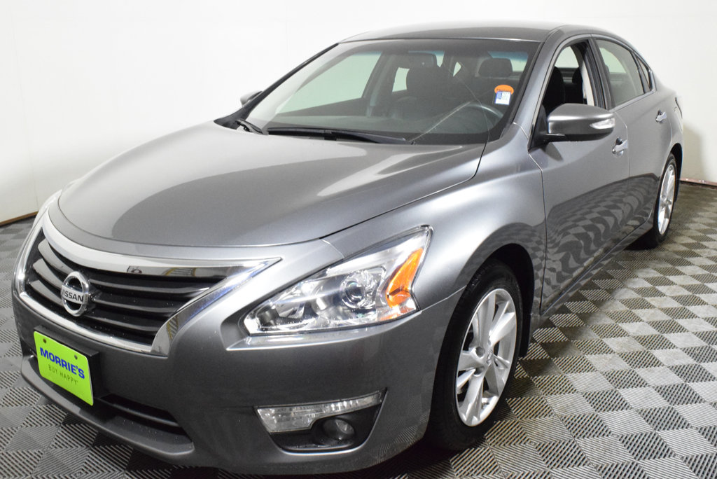 ... Front Wheel Drive Sedan. Certified Pre Owned 2015 Nissan Altima 4dr  Sedan I4 2.5 SL