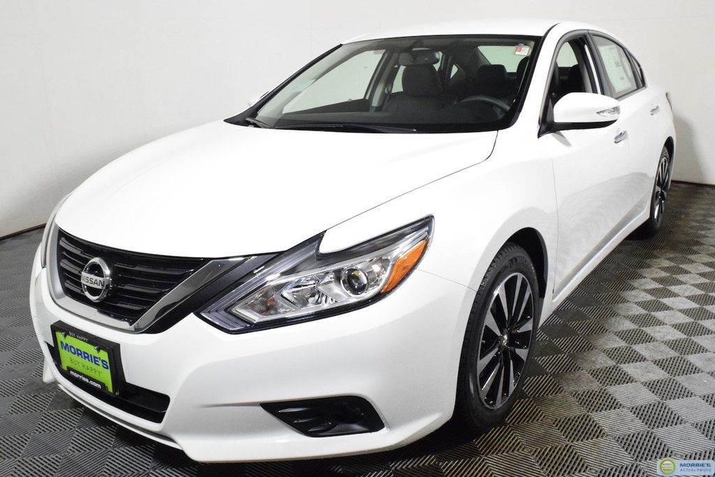 ... Front Wheel Drive Sedan. New 2018 Nissan Altima 2.5 SL Sedan