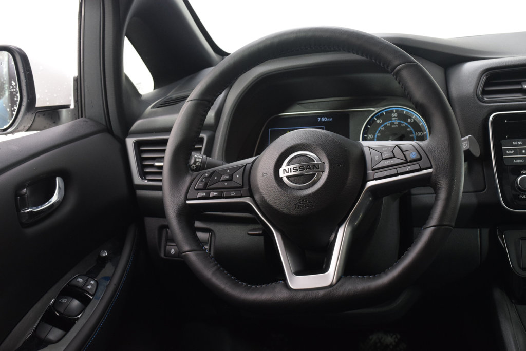 New 2019 Nissan Leaf SL Hatchback