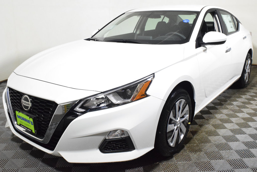 New 2019 Nissan Altima 2.5 S AWD Sedan