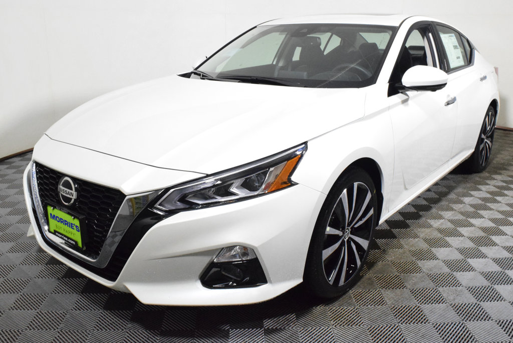 New 2019 Nissan Altima 2.5 Platinum Sedan