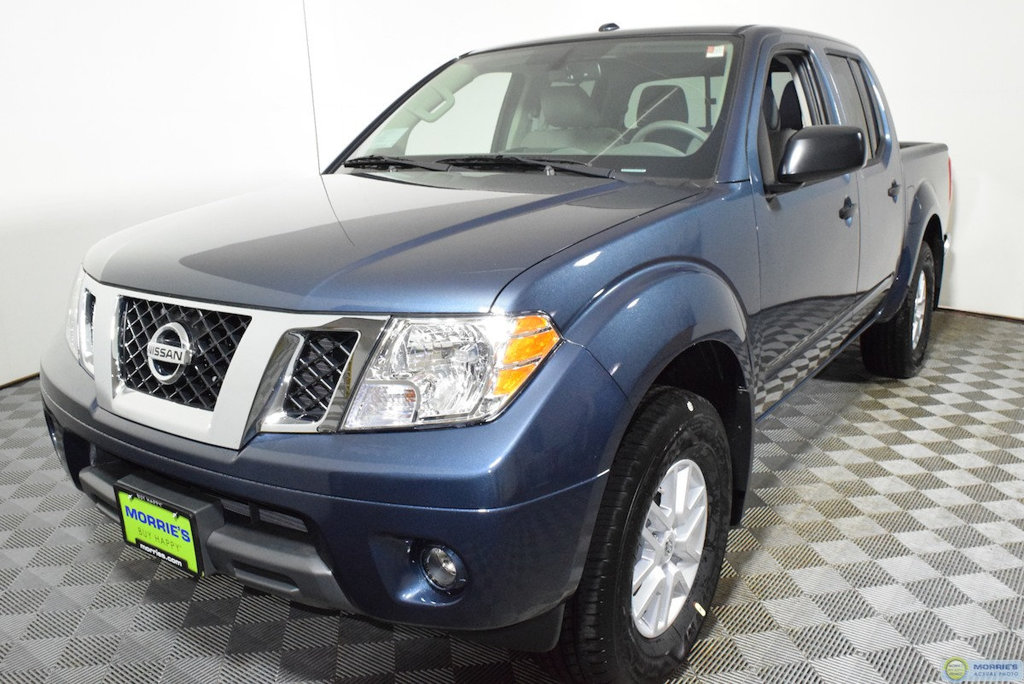 new 2017 nissan frontier 4wd crew v6 sv at truck in brooklyn park 4n19308 morrie 39 s brooklyn. Black Bedroom Furniture Sets. Home Design Ideas