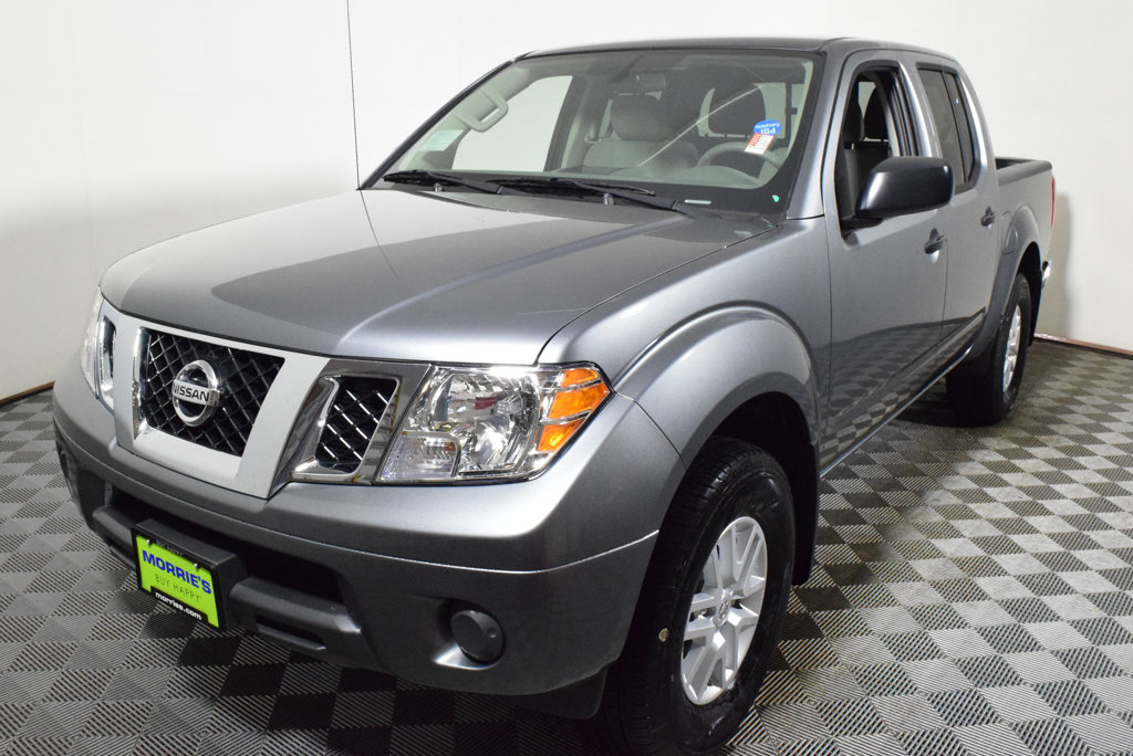New 2019 Nissan Frontier Crew Cab 4x4 Sv Automatic Short Bed In