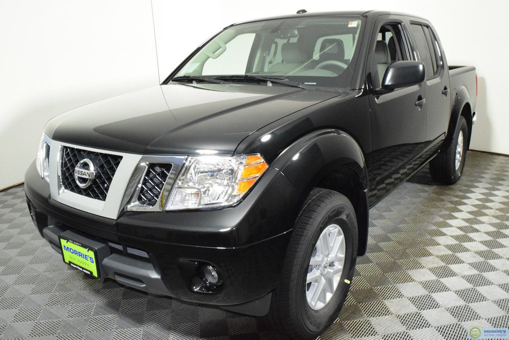New 2017 Nissan Frontier 5 Crew Cab 4x4 Sv V6 Automatic