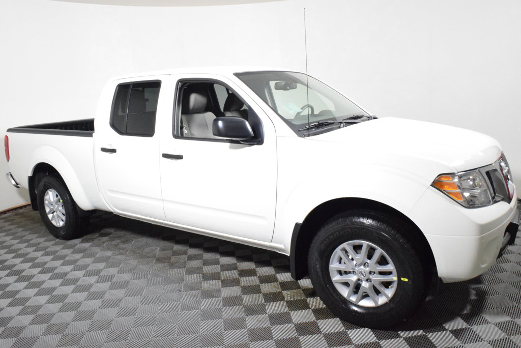 New 2019 Nissan Frontier Crew Cab 4x4 SV Automatic Long Bed