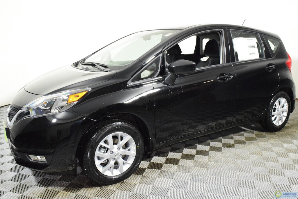 New 2018 Nissan Versa Note SV CVT