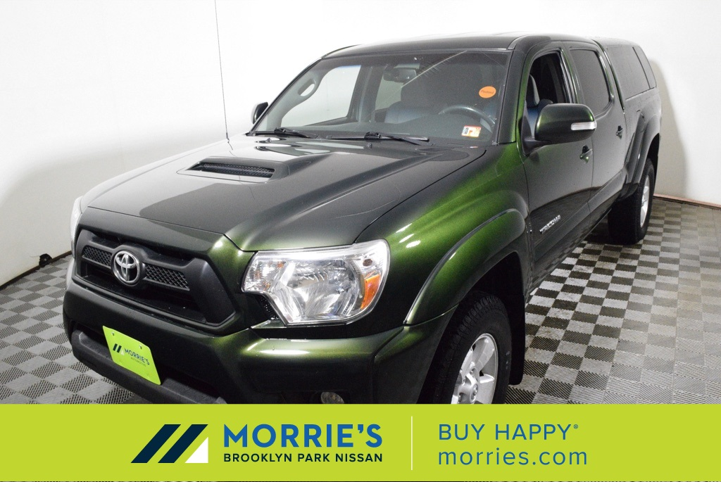 Toyota Brooklyn Park >> Pre Owned 2013 Toyota Tacoma Base 4wd