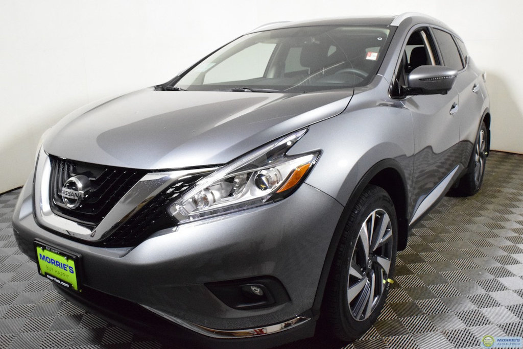 New 2018 Nissan Murano AWD Platinum SUV in Brooklyn Park #4N20075 ...