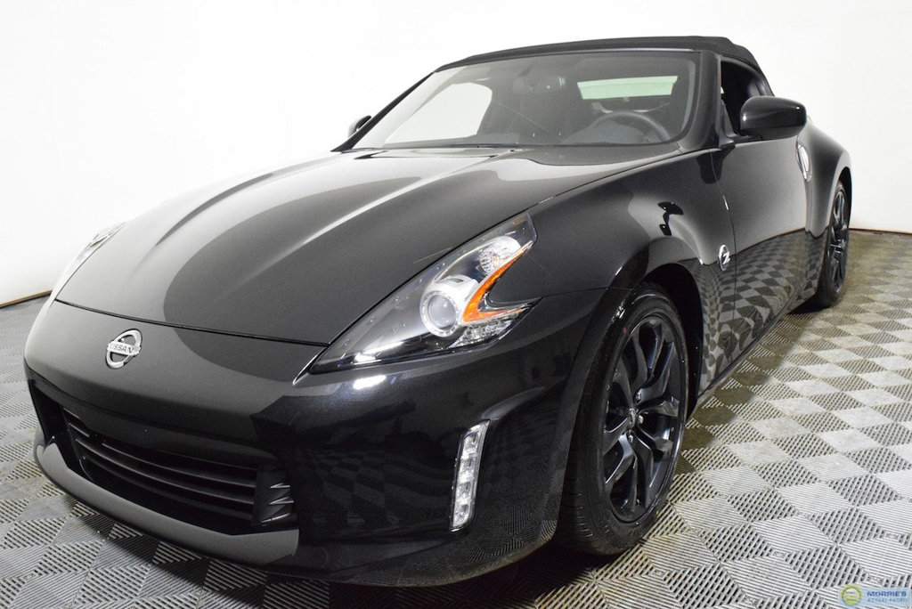 New 2018 Nissan 370Z Roadster Touring Automatic Convertible in ...