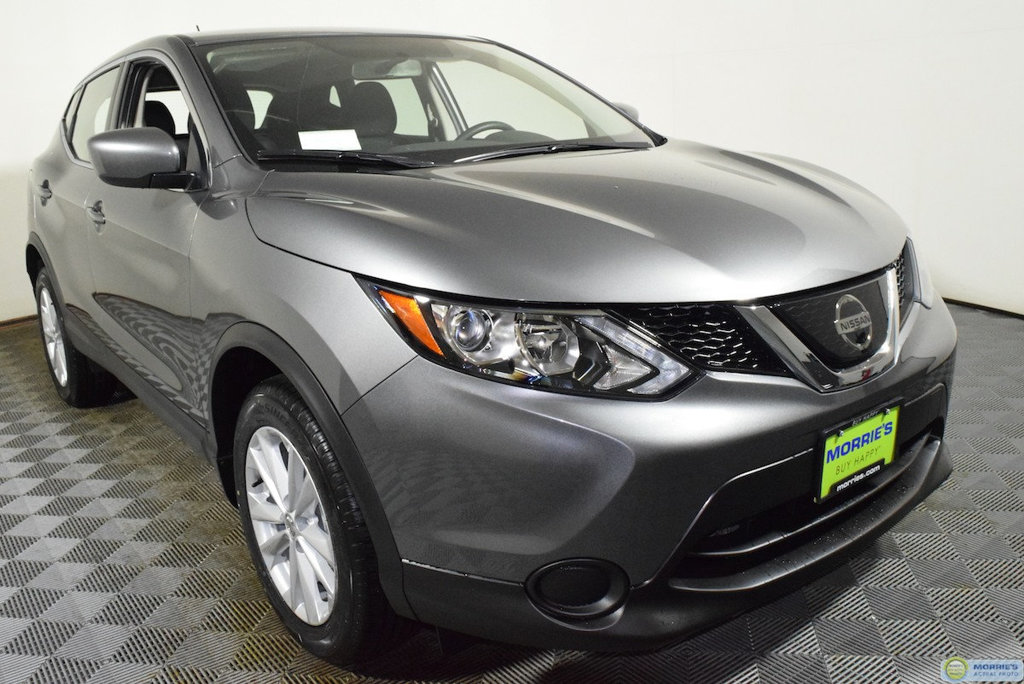 New 2018 Nissan Rogue Sport 2018.5 AWD S