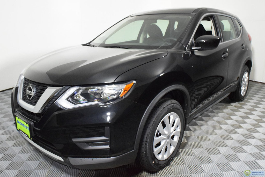 New 2018 Nissan Rogue AWD S SUV in Brooklyn Park 4N