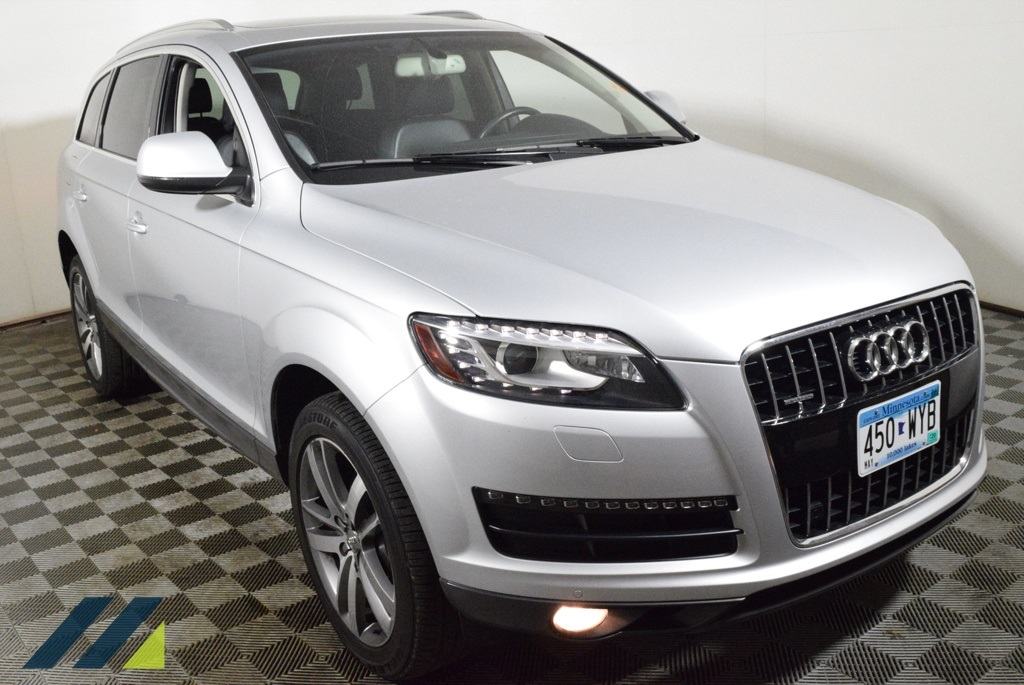 Pre-Owned 2010 Audi Q7 3.6 Premium Plus